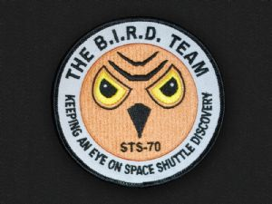 B.I.R.D Team Patch - Astronaut Don Thomas Collection